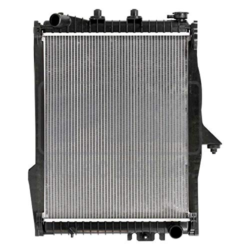 Pacific Best PR2738A - Engine Coolant Radiator