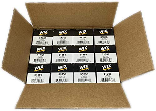 Wix 51358 Spin-On Lube Filter - Case of 12