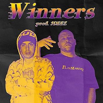 Winners (feat. Gutta Gone & JDEEZ)