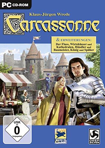 Carcassonne [Hammerpreis] [import allemand]