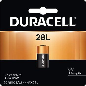 HQRP 6-Volt Battery for 28A 1406LC Coaster 1406SOP K28L Replacement 28L 2CR11108 HM-4C 4NR44 4MR44 2CR-1//3N CR28L