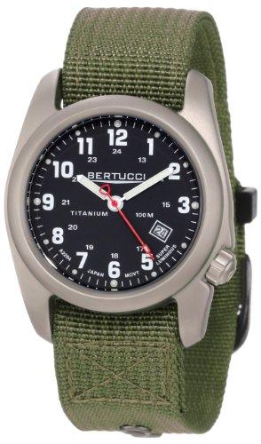 10 Best Field Watch Under 200 in 2020 - Bertucci Men's 121122 A-2T Field Watch