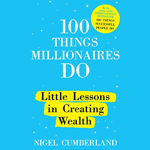 100 Things Millionaires Do cover art
