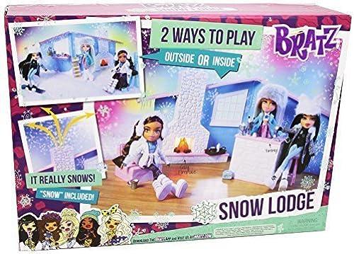 Bratz SnowKissed Winter Lodge Playset by Bratz
