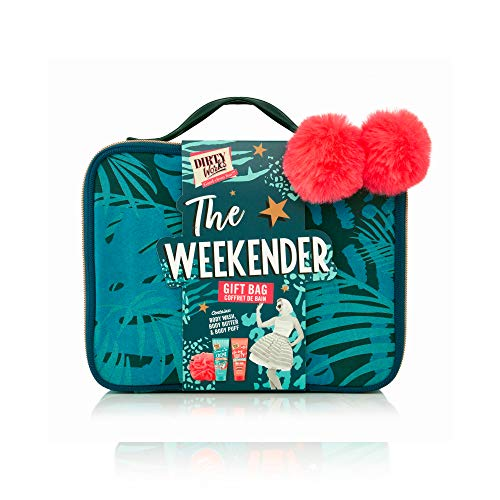 Dirty Works The Weekender Festive Gift Bag