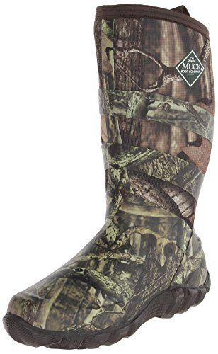 """Muck Pursuit Fieldrunner 15"""" Rubber Insulated Men's Hunting Boots"""