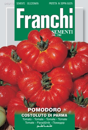Seeds of Italy Ltd Franchi Graines de tomate variété Costoluto de Parme