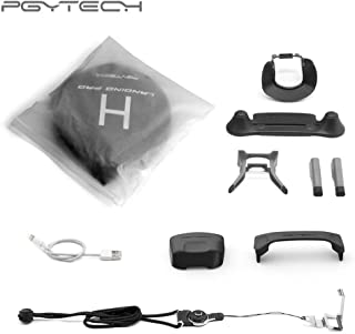 PGY TECH P-MA-112 Accessories Combo for Mavic PRO (Standard), Black