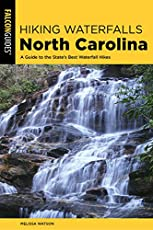 Image of Hiking Waterfalls North. Brand catalog list of Falcon Guides.