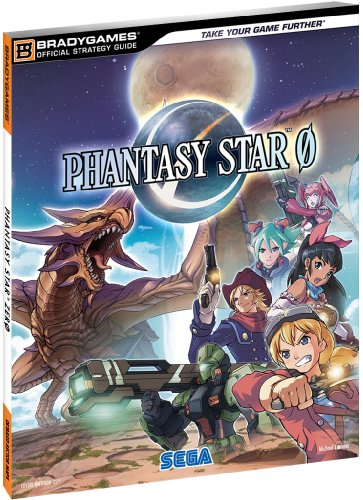 Phantasy Star 0 Official Strategy Guide