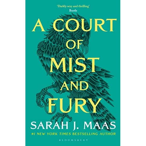 A Court of Mist and Fury: The #1 bestselling series (A Court of Thorns and Roses Book 2) (English Edition)