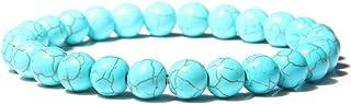Colorato Alterato Agate Pietra Borda I Braccialetti per Le Donne Gioiello di Pietra Di Cristallo Braccialetto di Perline F...