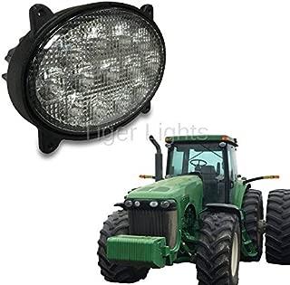 LED Inner Oval Hood Light (Fits Versatile Tractors: 190, 220, 250 +   Versatile Sprayers: SP235 +   John Deere Tractors: 8130, 8320, 8420, 9320, 9420 +   John Deere Sprayers: 4830 +)