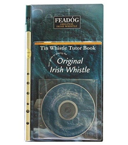Feadog Triple Pack - Book, CD and Whistle Package