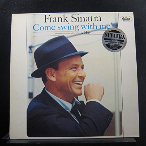 Frank Sinatra - Come Swing With Me - Capitol Records - ED 26 0180 1