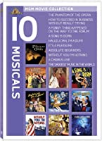 Musicals 10-Pack (Phantom of the Opera / How To Succeed in Business/ A Funny Thing Happened on the Way to the Forum / A