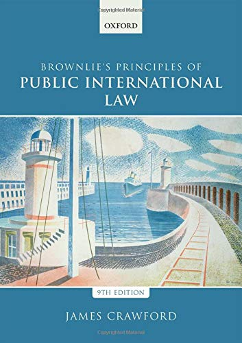 Crawford, J: Brownlie\'s Principles of Public International L