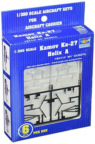 Trumpeter 6213 - Kamow Ka-27 U-Boot-Jagd-Hubschrauber 6 Stücke