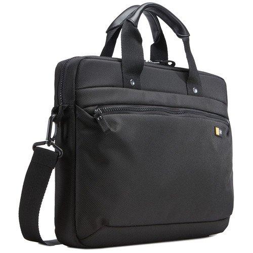 Case Logic BRYA113K Bryker Attache Bag for 13.3-Inch Laptop - Black