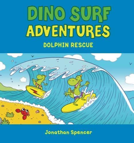 Dino Surf Adventures: Dolphin Rescue