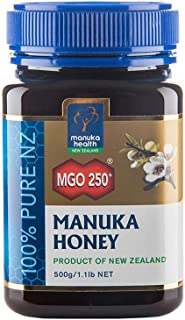 Manuka Health 蜜纽康 MGO250+麦卢卡蜂蜜500g