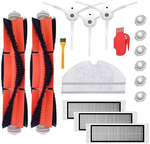 RWLLW Paquete de 3 filtros de repuesto para aspiradora Shark Cordless Hand Vac SV780 SV75Z SV728N SV726N pieza de repuesto XF769 XSB726N (tamaño A: A)