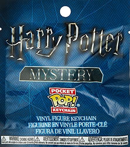 FunKo Pop Llaveros Harry Potter en bolsas sorpresa, una figura aleatoria , Modelos/colores Surtidos,...