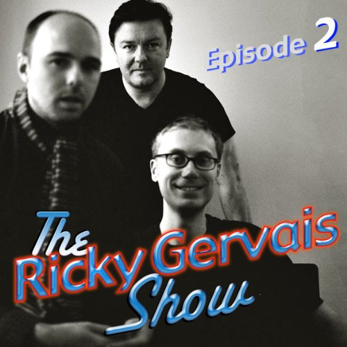 Ricky Gervais Show audiobook cover art