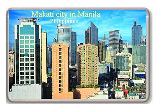 Photosiotas Philippine City of Makati Manila magnete frigo