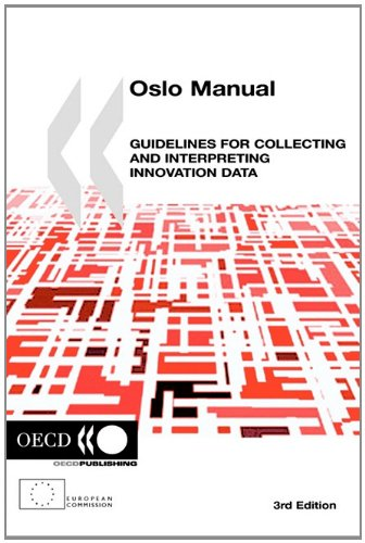 The Measurement of Scientific and Technological Activities Oslo Manual: Guidelines for Collecting and Interpreting Innovation Data, 3rd Edition