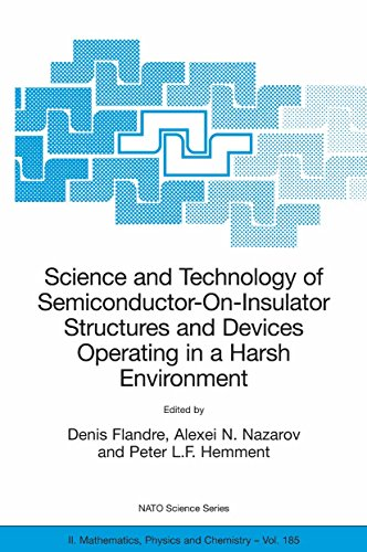 Science and Technology of Semiconductor-On-Insulator Structures and Devices Operating in a Harsh Environment: Proceedings of the NATO Advanced Research ... and Chemistry Book 185) (English Edition)