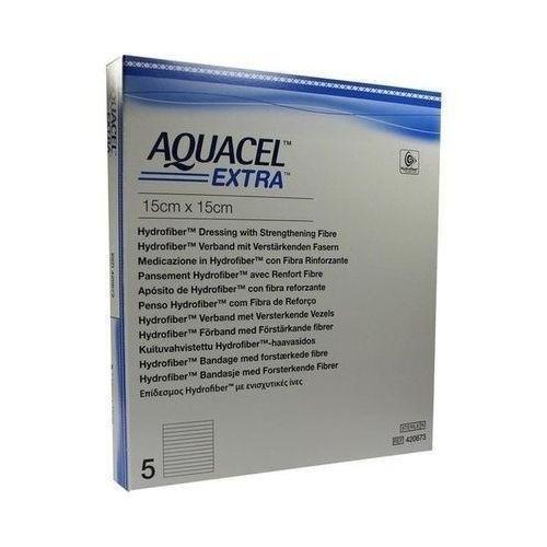 Aquacel Extra herida vendaje 15cm x 15cm x5420673(herida, úlceras, quemaduras de post-op,)