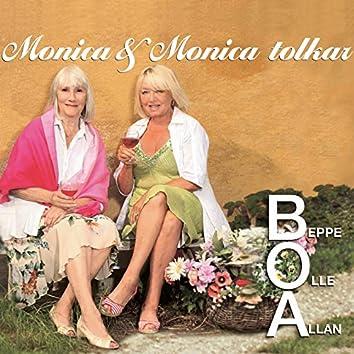 Monica & Monica Tolkar Boa