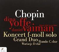 Solo Piano Concerto in F Min