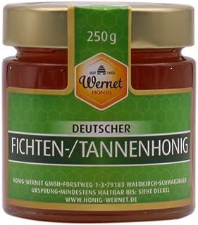 Deutscher Fichten / Tannenhonig 250gr von Honig Wernet aus Waldkirch im Schwarzwald