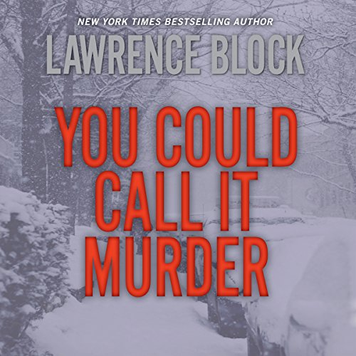 You Could Call It Murder cover art