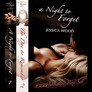 Emma's Story Series Box Set: A Night to Forget & The Day to Remember audiobook cover art