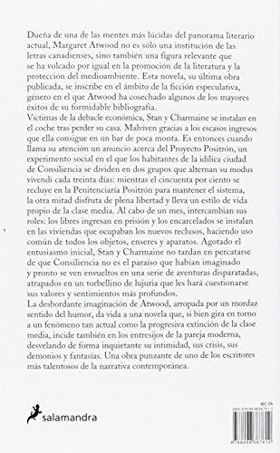 Resumen del libro de Margaret Atwood POR ÚLTIMO, EL CORAZÓN