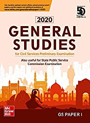 General Studies Paper 1 2020 : for Civil Services Preliminary Examination