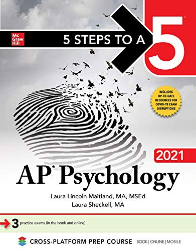 5 Steps to a 5: AP Psychology 2021