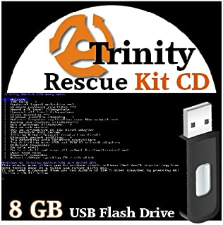 trinity recovery disk