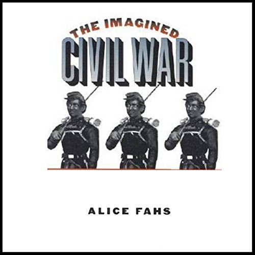 The Imagined Civil War audiobook cover art