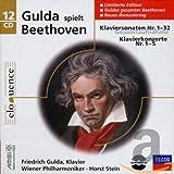 Gulda spielt Beethoven: Klaviersonaten 1-32 + Klavierkonzerte 1 - 5 - Friedrich Gulda
