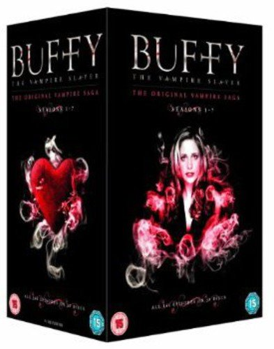 Buffy the Vampire Slayer: Complete Series 1-7