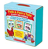 Folk & Fairy Tale Easy Readers Parent Pack: 15 Classic Stories That Are 'Just Right' for Young Readers