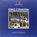 King Crimson: Live at the Orpheum (200g.Ltd Vinyl) [Vinyl LP] (Vinyl (Live))