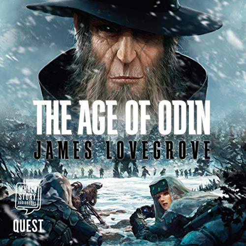 Couverture de The Age of Odin