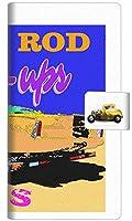 Y!mobile かんたんスマホ2 A001KC 手帳型 スマホ ケース カバー YC977 ピンナップガール08 横開き UV印刷