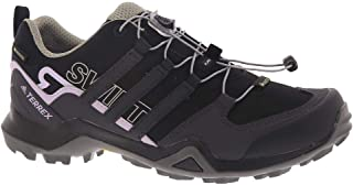 Terrex Swift R2 GTX Hiking Shoe - Women's Black/DGH Solid Grey/Purple Tint, 7.0