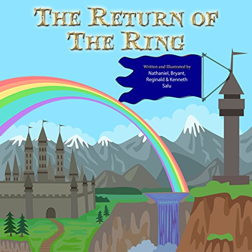 The Return of the Ring audiobook cover art